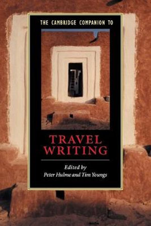 Cover of The Cambridge Companion to Travel Writing