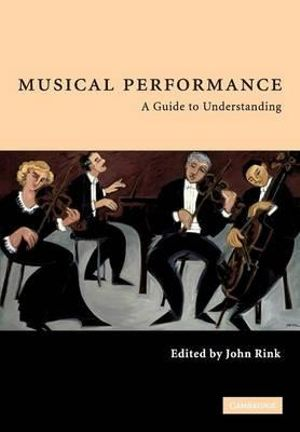 Cover of Musical Performance