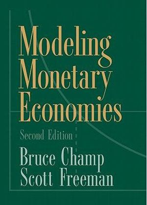 Cover of Modeling Monetary Economies