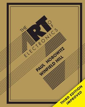 Cover of The Art of Electronics