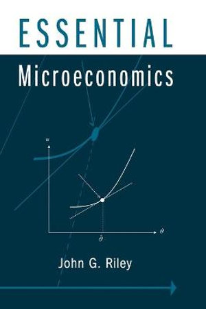 Cover of Essential Microeconomics
