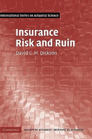 Cover of Insurance Risk and Ruin