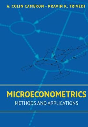 Cover of Microeconometrics