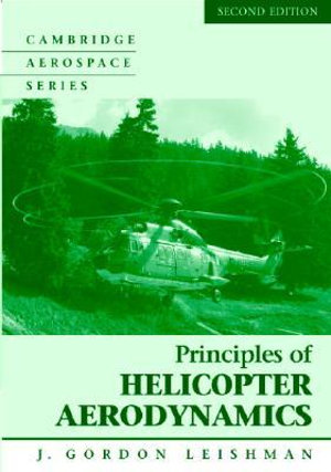 Cover of Principles of Helicopter Aerodynamics with CD Extra