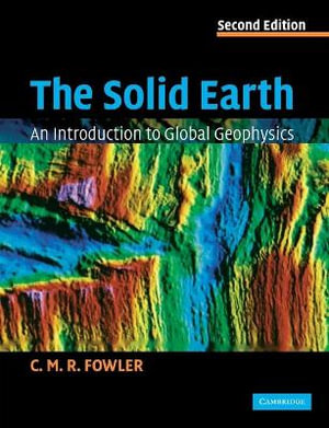 Cover of The Solid Earth