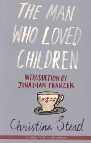 Cover of The Man who Loved Children