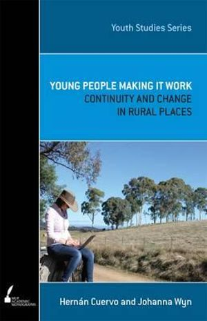 Cover of Young People Making It Work