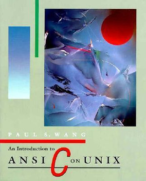 Cover of An Introduction to ANSI C on UNIX