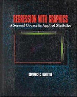 Cover of Regression with Graphics