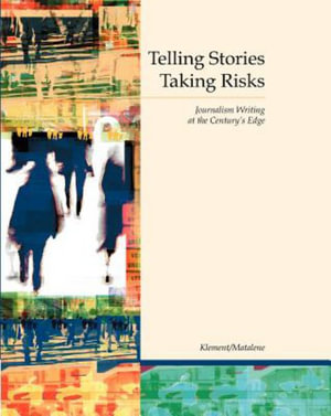Cover of Telling Stories, Taking Risks
