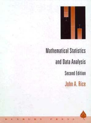 Cover of Mathematical Statistics and Data Analysis