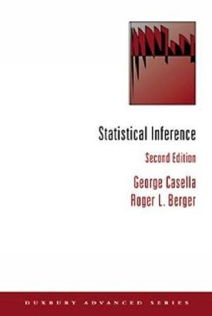 Cover of Statistical Inference
