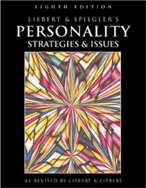 Cover of Liebert & Spiegler's Personality