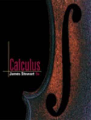 Cover of CALCULUS - INTERNATIONAL STUDENT EDITION