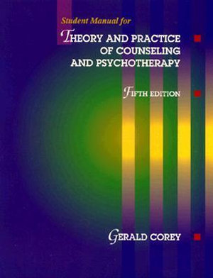 Cover of Student Manual for Theory and Practice of Counseling and Psychotherapy