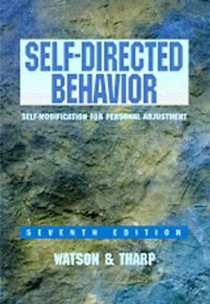 Cover of Self-directed Behavior