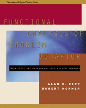 Cover of Functional Analysis of Problem Behavior