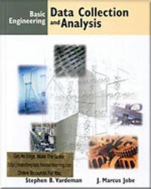 Cover of Basic Engineering Data Collection and Analysis