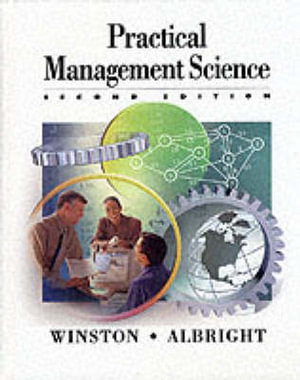 Cover of Practical Management Science