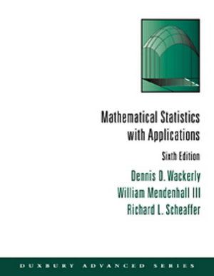 Cover of Mathematical Statistics With Applications