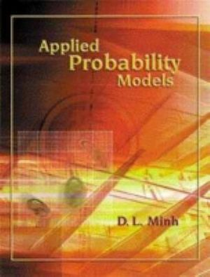 Cover of Applied Probability Models