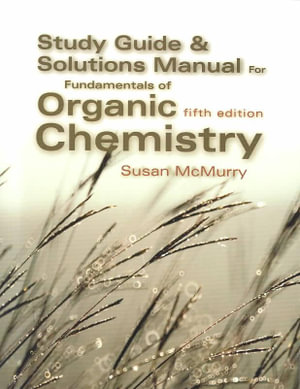 Cover of Study Guide & Solutions Manual for Fundamentals of Organic Chemistry
