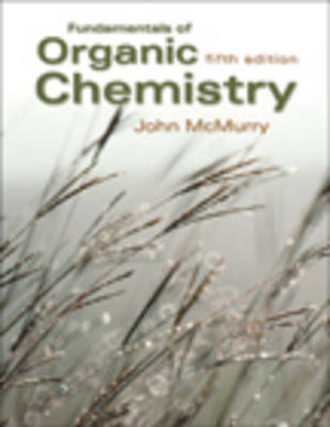 Cover of Fundamentals of Organic Chemistry