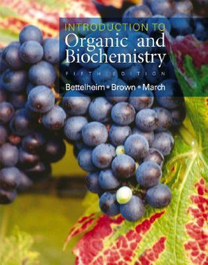 Cover of Introduction to Organic and Biochemistry