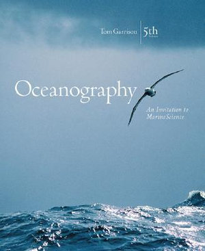 Cover of Oceanography