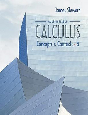 Cover of Multivariable Calculus: Concepts and Contexts