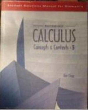 Cover of Ssm Multivariable Calc