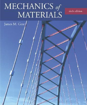 Cover of Mechanics of Materials (with CD-ROM and InfoTrac)