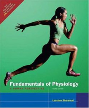 Cover of Fundamentals of Physiology: A Human Perspective