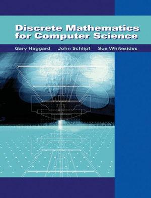 Cover of Discrete Mathematics for Computer Science
