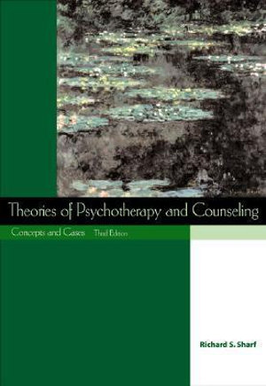 Cover of Theories of psychotherapy & counseling