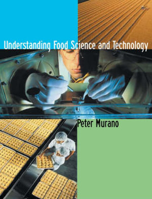 Cover of Understanding Food Science and Technology (with InfoTrac )