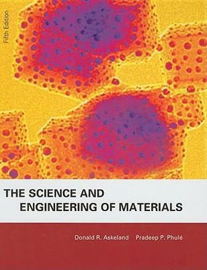 Cover of The Science & Engineering of Materials