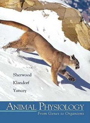 Cover of Animal Physiology
