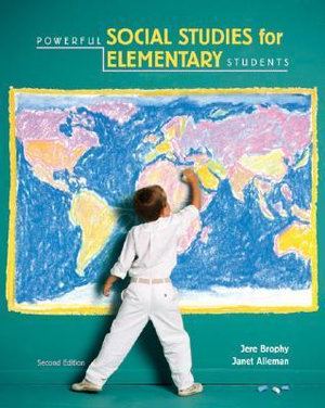 Cover of Powerful Social Studies for Elementary Students