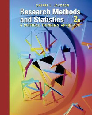 Cover of Research Methods and Statistics