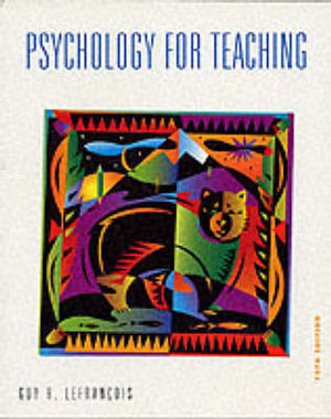 Cover of Psychology for Teaching