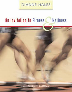 Cover of An Invitation to Fitness and Wellness