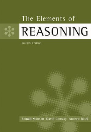Cover of The Elements of Reasoning
