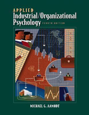 Cover of Applied Industrial/organizational Psychology