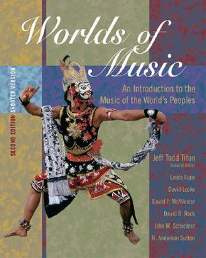 Cover of Worlds of Music
