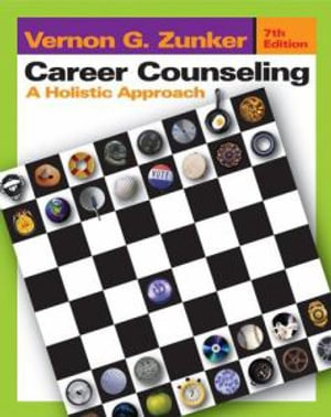 Cover of Career Counseling: A Holistic Approach