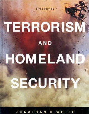 Cover of Terrorism and homeland security