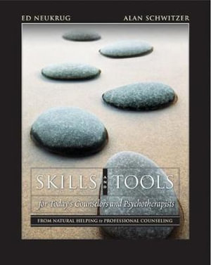Cover of Skills and Tools for Today's Counselors and Psychotherapists