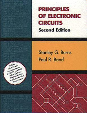 Cover of Principles of Electronic Circuits