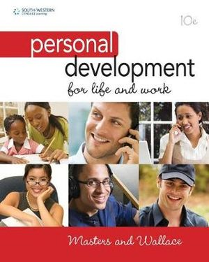 Cover of Personal Development for Life and Work
